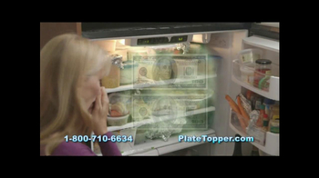 Plate Topper TV Spot - Thumbnail 4