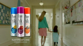 Pure Silk TV Spot, 'Smooth Day' - Thumbnail 10