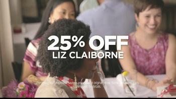 JCPenney TV Spot, 'Liz Claiborne Sale' - Thumbnail 8