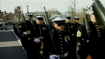 Coalition to Salute America's Heroes TV Spot Featuring Danny Aiello - Thumbnail 5