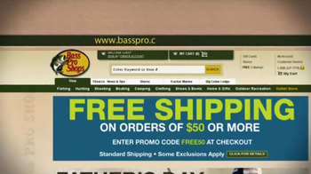 Bass Pro Shops Father's Day Sale TV Spot - Thumbnail 9