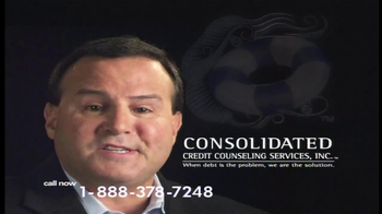 Consolidated Credit Counseling Services TV Spot, \'Ways\'