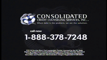 Consolidated Credit Counseling Services TV Spot, 'Ways' - Thumbnail 9