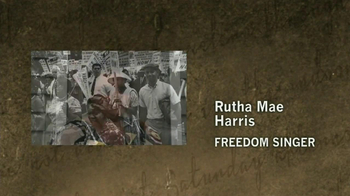 The Library of Congress TV Spot, 'Voices of Civil Rights' - Thumbnail 9