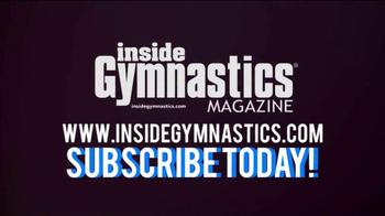 Inside Gymnastics Magazine TV Spot - Thumbnail 9