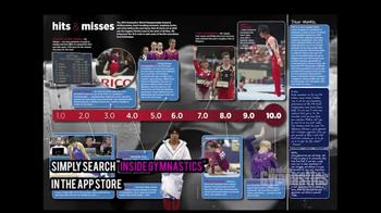 Inside Gymnastics Magazine TV Spot - Thumbnail 5