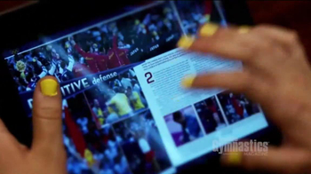 Inside Gymnastics Magazine TV Spot - Thumbnail 6