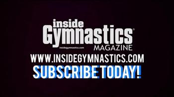 Inside Gymnastics Magazine TV Spot - Thumbnail 8