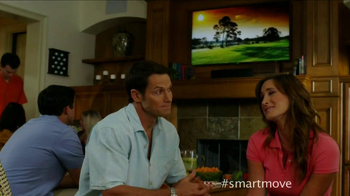 Samsung Smart TV TV Spot, 'Golf Channel' - Thumbnail 3
