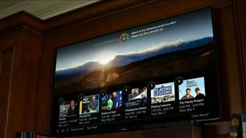 Samsung Smart TV TV Spot, 'Golf Channel' - Thumbnail 5