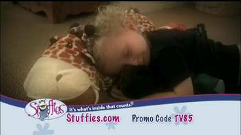 Stuffies TV Spot, 'Bedtime' - Thumbnail 4