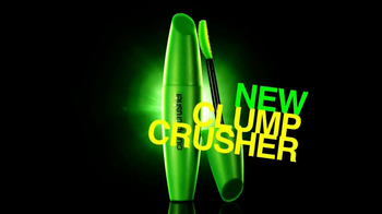 CoverGirl Clump Crusher TV Spot, 'Fearless' Featuring Pink - Thumbnail 9