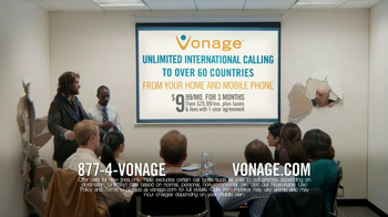 Vonage TV Spot 'Generosity Officer Breaking Down Walls' - Thumbnail 9