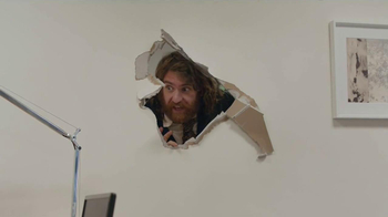 Vonage TV Spot 'Generosity Officer Breaking Down Walls' - Thumbnail 3