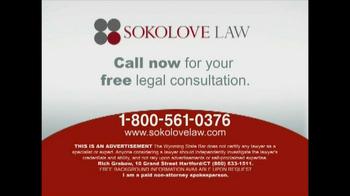 Sokolove Law TV Spot, 'Surgical Mesh' - Thumbnail 9