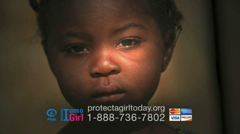 Plan Global TV Spot, 'Protect Girls From Slavery' - Thumbnail 8