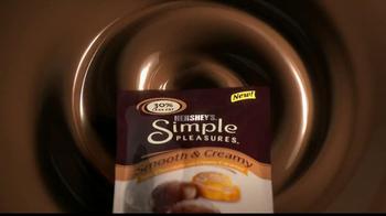 Hershey's Simple Pleasures TV Spot, '30% Less Fat' - Thumbnail 1