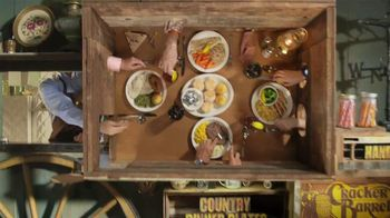Cracker Barrel Country Dinner Plates TV Spot