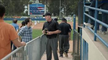 Capital One Venture Card TV Spot, 'Baseball Banter: Hey Ump' - Thumbnail 3