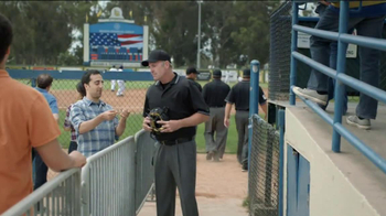 Capital One Venture Card TV Spot, 'Baseball Banter: Hey Ump' - Thumbnail 4