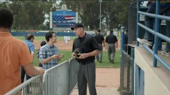 Capital One Venture Card TV Spot, 'Baseball Banter: Hey Ump' - Thumbnail 5