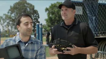 Capital One Venture Card TV Spot, 'Baseball Banter: Hey Ump' - Thumbnail 6