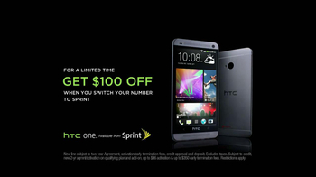 HTC One TV Spot, 'Cutting Edge' - Thumbnail 9