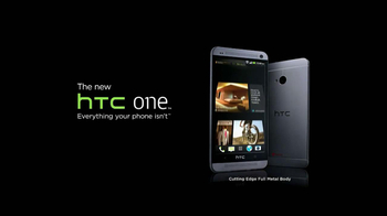 HTC One TV Spot, 'Cutting Edge' - Thumbnail 7