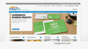 Vistaprint TV Spot, 'More than Business Cards' - Thumbnail 2