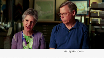 Vistaprint TV Spot, 'More than Business Cards' - Thumbnail 4