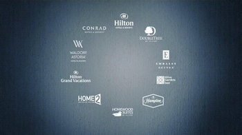 Hilton Hotels Worldwide TV Spot, 'Dan' - Thumbnail 10