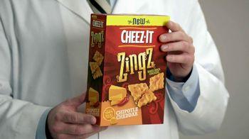 Cheez-It Zingz TV Spot, 'Puns'