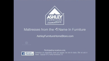 Ashley Furniture Homestore TV Spot, 'Perfect Mattress' - Thumbnail 9
