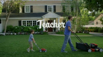 Lowe's TV Spot, 'Father's Day' - Thumbnail 4