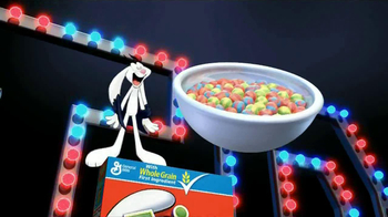 Trix Wildberry Red Swirls TV Spot, 'Absofruitalicious' - Thumbnail 7