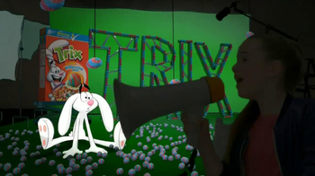 Trix Wildberry Red Swirls TV Spot, 'Absofruitalicious' - Thumbnail 8