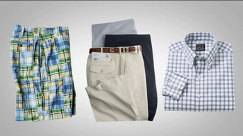 JoS. A. Bank TV Spot, 'Summer Savings, Shorts' - Thumbnail 3