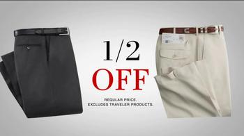 JoS. A. Bank TV Spot, 'Summer Savings, Shorts' - Thumbnail 4