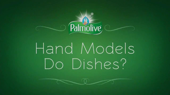 Palmolive Soft Touch TV Spot, 'Hand Models' - Thumbnail 1