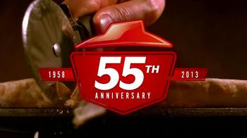 Pizza Hut 55th Anniversary TV Spot, '$5.55 Deal' - Thumbnail 3