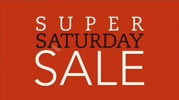 Kohl's Super Saturday Sale TV Spot, 'Early Bird Specials'