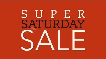 Kohl's Super Saturday Sale TV Spot, 'Early Bird Specials' - Thumbnail 3