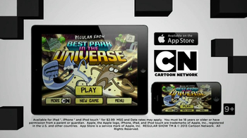 Cartoon Network TV Spot, 'Best Park in the Universe' - Thumbnail 10
