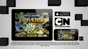 Cartoon Network TV Spot, 'Best Park in the Universe' - Thumbnail 9