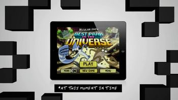 Cartoon Network TV Spot, 'Best Park in the Universe'