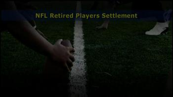 Retired NFL Players Class Publicity Rights Settlement TV Spot - Thumbnail 1