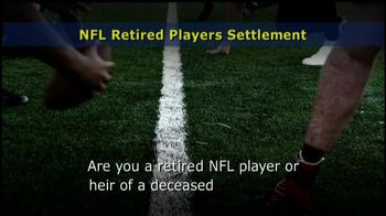 Retired NFL Players Class Publicity Rights Settlement TV Spot - Thumbnail 2