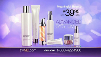 Meaningful Beauty TV Spot, 'Today' Featuring Cindy Crawford - Thumbnail 10