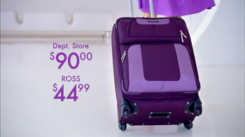 Ross Luggage TV Spot - Thumbnail 7