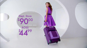 Ross Luggage TV Spot - Thumbnail 6